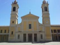 la chiesa di Sasso Marconi